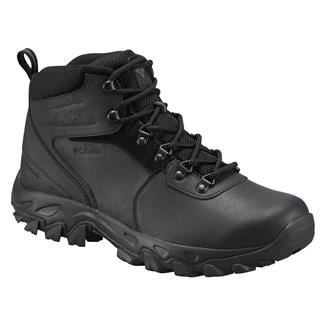 Columbia Newton Ridge Plus II WP Black / Black
