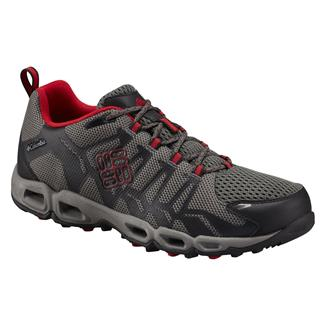 Columbia Ventrailia Charcoal / Bright Red