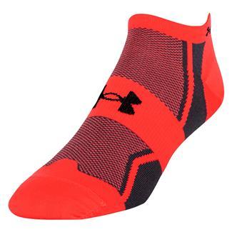 Under Armour Speedform Socks After Burn / Graphite
