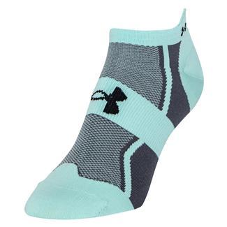 Under Armour Speedform Socks Crystal / Graphite