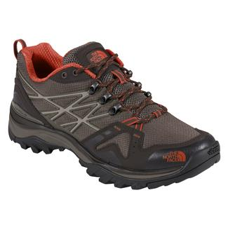 The North Face Hedgehog Fastpack Coffee Brown / Zion Orange