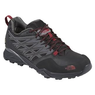 The North Face Hedgehog Hike GTX Zinc Gray / Rosewood Red