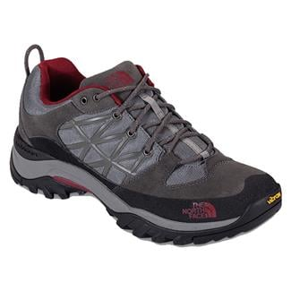 The North Face Storm Graphite Gray / Biking Red