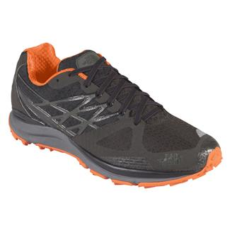 The North Face Ultra Cardiac Black Ink / Power Orange
