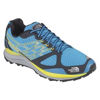 The North Face Ultra Cardiac Quill Blue / Acid Yellow