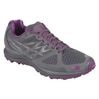 The North Face Ultra Cardiac Pache Gray / Byzantium Purple