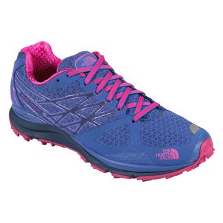 The North Face Ultra Cardiac Amparo Blue / Glo Pink