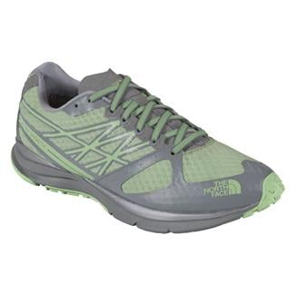 The North Face Ultra Smooth Paradise Green / Limestone Gray