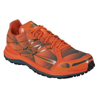 The North Face Ultra TR II Power Orange / Jasper Green