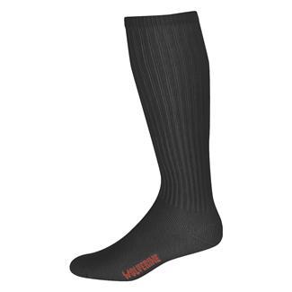 Wolverine Over The Calf Socks Black