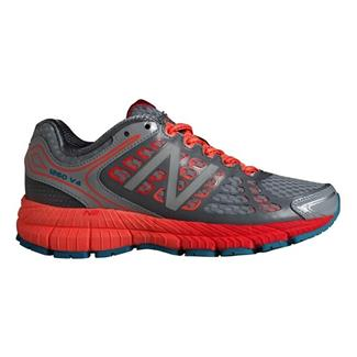 New Balance 1260v4 Gray / Coral