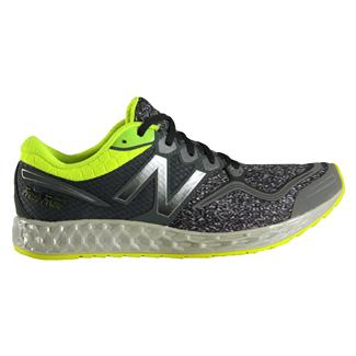New Balance Fresh Foam Zante Gray / Lime Yellow