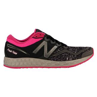 New Balance Fresh Foam Zante Gray / Fluorescent Pink