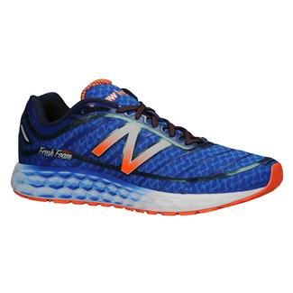 New Balance Fresh Foam Boracay Blue / Orange