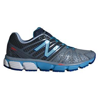 New Balance 890v5 Sliver / Blue
