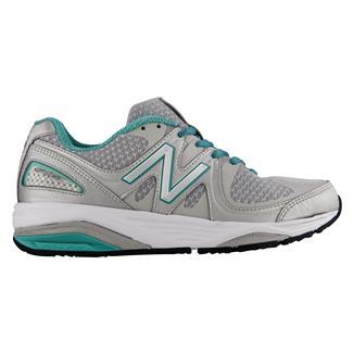 New Balance 1540v2 Silver / Green
