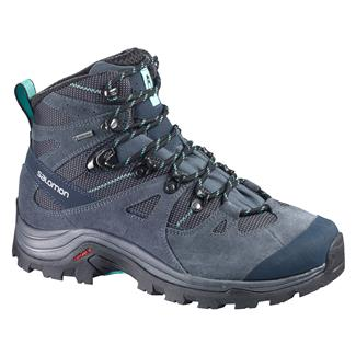 Salomon Discovery GTX Gray Denim / Deep Blue / Softy Blue