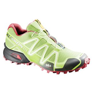 Salomon Speedcross 3 Firefly Green / Black / Papaya-B