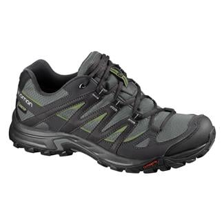 Salomon Eskape GTX TT / Black / Dark Turf Green