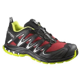 Salomon XA Pro 3D Quick / Black / Gecko Green