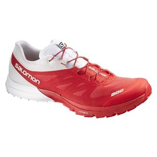 Salomon S-Lab Sense 4 Ultra Racing Red / White / Racing Red