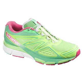 Salomon X-Scream 3D Firefly Green / Wasabi / Hot Pink