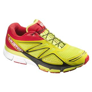 Salomon X-Scream 3D Gecko Green / Bright Red / Black