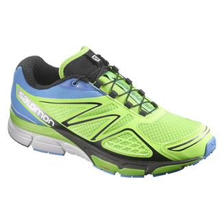 Salomon X-Scream 3D Granny Green / Union Blue / Black