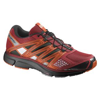 Salomon X-Mission 2 Flea / Tomato Red / Black