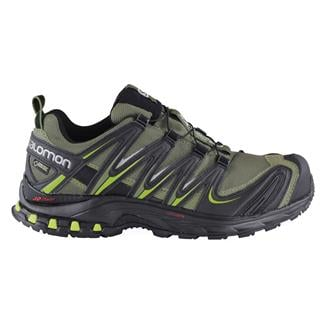 Salomon XA Pro 3D GTX Iguana Green / Black / Seaweed Green