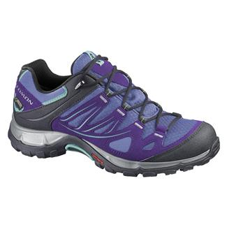 Salomon Ellipse GTX Petunia Blue / Spectrum Blue / Topaz Blue