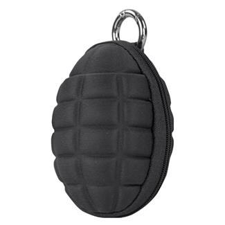Condor Grenade Key Chain Pouch Black