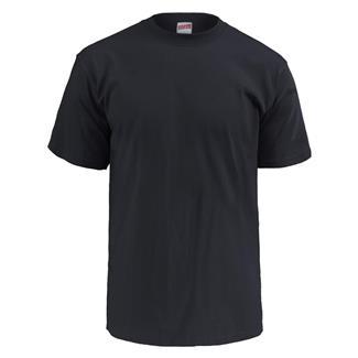 Soffe Lightweight Military T-Shirt (3 Pack) Black
