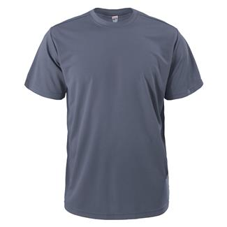 Soffe Performance T-Shirt Gun Metal Grey
