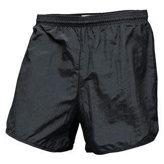 Soffe Navy PT Running Shorts Black
