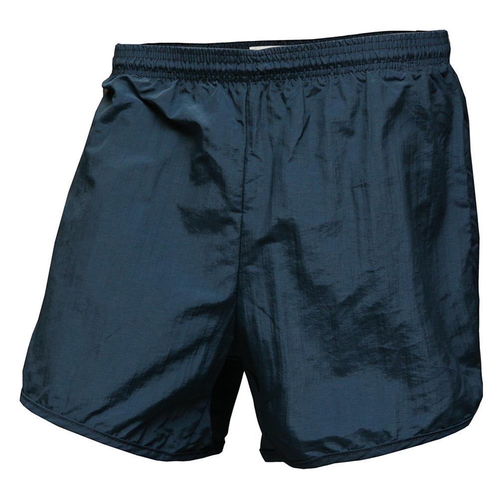 Men's Soffe Navy PT Running Shorts @ TacticalGear.com