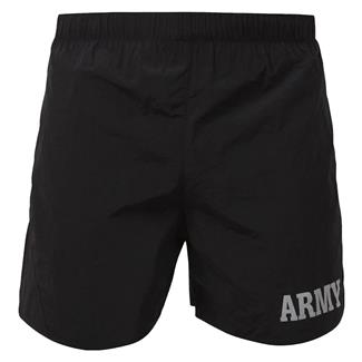 Soffe Army Shorts Black