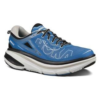 Hoka One One Bondi 4 Directoire Blue / Gray / White