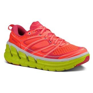 Hoka One One Conquest 2 Neon Coral / Citrus