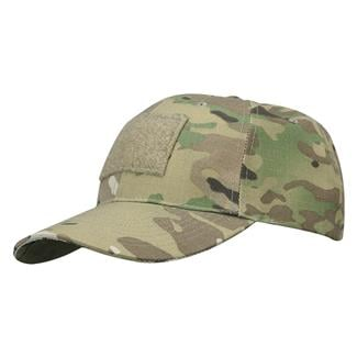 Propper Nylon / Cotton Ripstop 6-Panel Hat With Loop Field MultiCam
