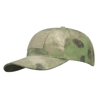 Propper Poly / Cotton Ripstop 6-Panel Hat With Loop Field A-TACS FG