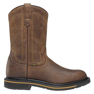 "LaCrosse 11"" Tallgrass Western Toe WP Brown"