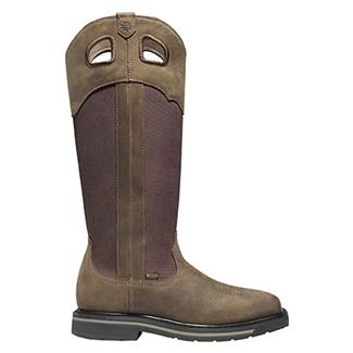 "LaCrosse 17"" Tallgrass Snake Boots WP Brown"