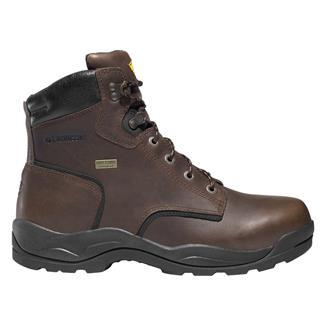"""LaCrosse 6"""" Quad Comfort 4X6 WP Dark Brown"""