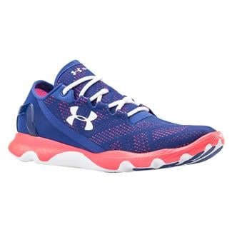 Under Armour SpeedForm Apollo Vent American Blue / Pink Shock / White