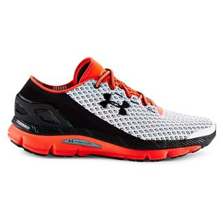 Under Armour SpeedForm Gemini White / Bolt Orange / Black