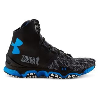 Under Armour SpeedForm XC MID Black / White / Blue Jet