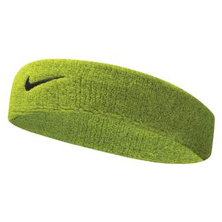 NIKE Swoosh Headband Atomic Green / Black