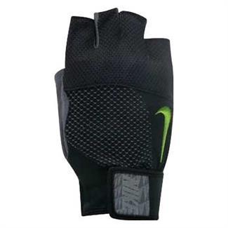 NIKE Lock Down Training Gloves Black / Volt