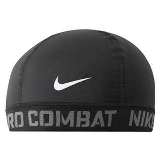 NIKE Pro Combat Banded Skull Cap 2.0 Black